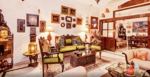 BNB Living Room