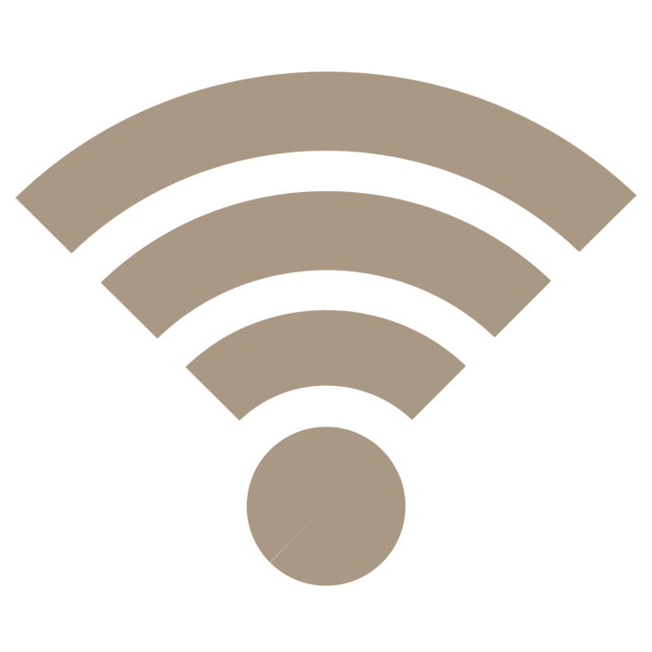Free high-speed Wi-Fi connectivity